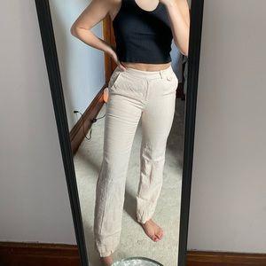 ralph lauren linen pants